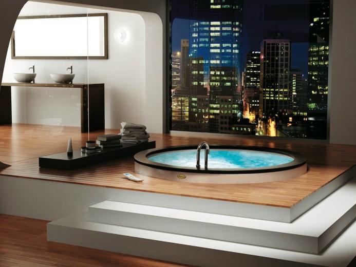 Bagno Moderno Con Vasca Da Bagno : Vasche da bagno design arredo bagno