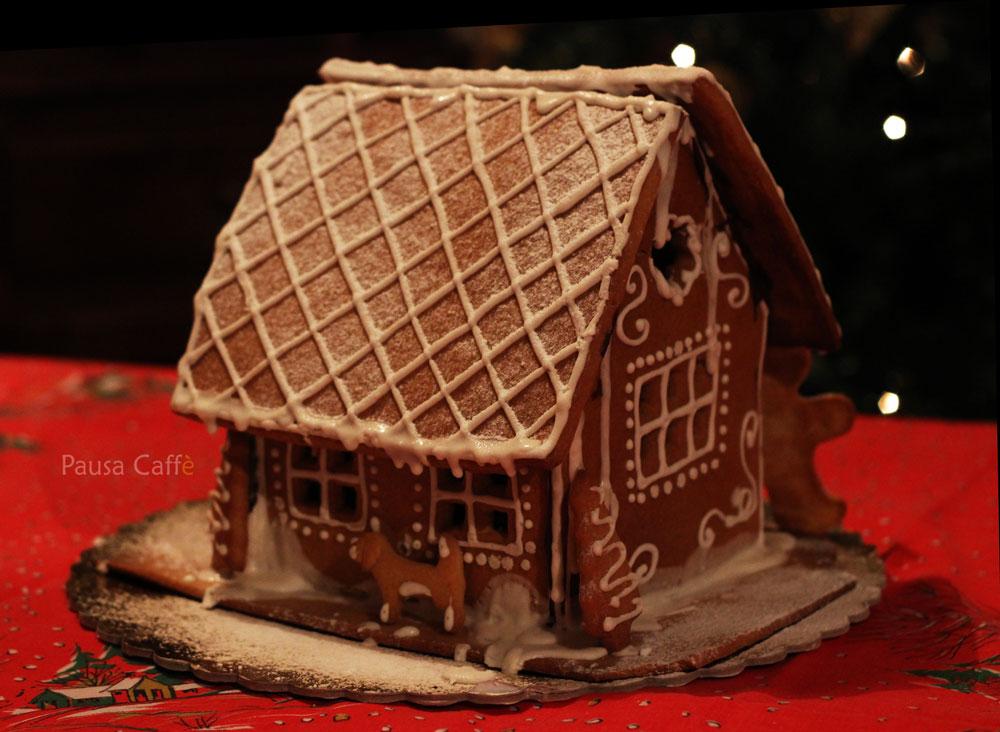Casetta Di Natale Di Cioccolato : Casetta di pan di zenzero u gingerbread house scirokko