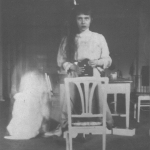 Anastasia-Nikolaevna-Romanova-self-portrait.