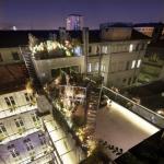 balcone notturna dall'alto - Piero Ottaviano