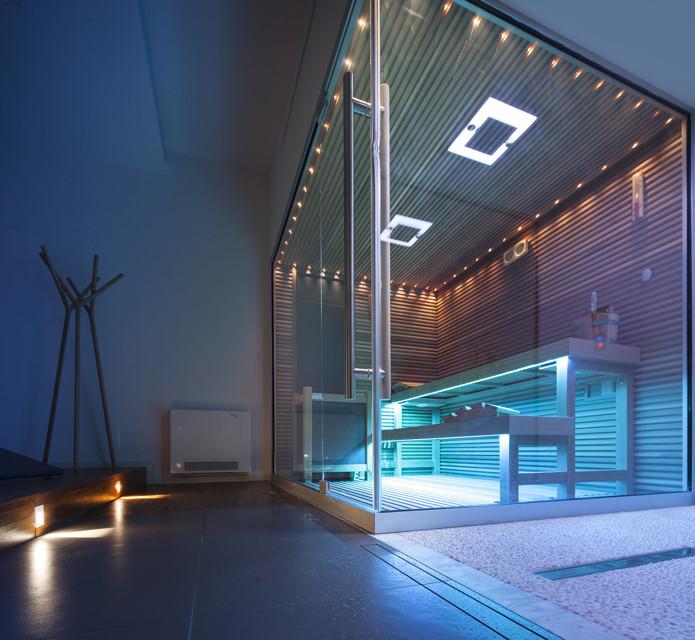 Casa pi bella del mondo a torino for Sauna del cortile chiavi