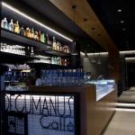 DECUMANUS CAFFÈ – FIRENZE. Di Mimesi 62 Architetti Associati.