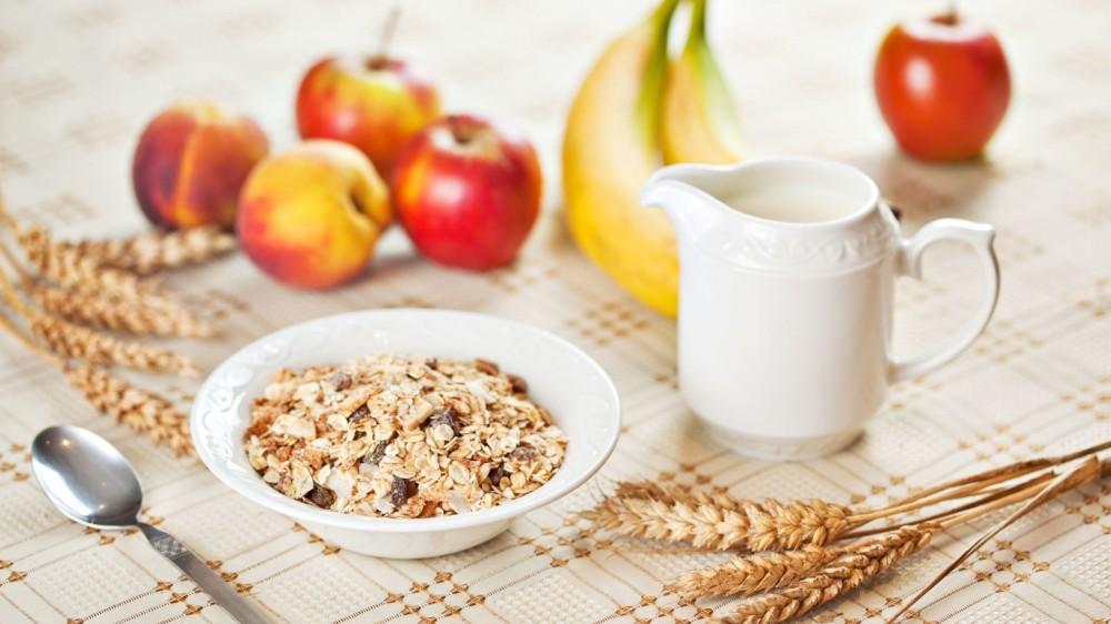 Una buona colazione