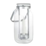 Lanterna in acciaio inox e vetro - Marimekko € 229,00