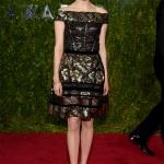 Amanda Seyfried in Oscar de la Renta   Tony's Awards
