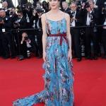 Charlotte Casiraghi in Guggi   Cannes 2015