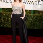 Emma Stone in Lanvin   Golden Globe 2015