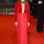 Julianne Moore in tom ford   BAFTA Awards 2015