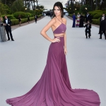 Kendall Jenner in Calvin Klein   Cannes amfAR Gala 2015