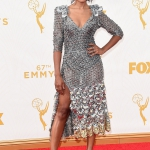 Kerry Washington in Marc Jacobs   Emmys Awards 2015