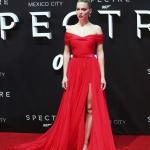 Lea Seydoux in Miu Miu   Premiere Spectre 2015
