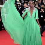 Lupita Nyong'o in Gucci   Cannes 2015