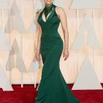 Scarlett Johansson in Atelier Versace   Oscar 2015