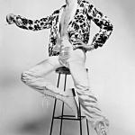 1972_Una foto per la promozione dell'album The Man Who Sold The World