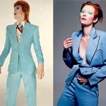 Bowie vs Tilda Swinton