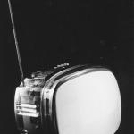 Televisore Doney realizzato assieme a Marco Zanuso nel 1962 per Brionvega - Premio Compasso d'Oro nel 1962