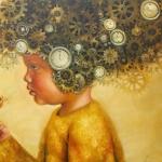 Laimonas _mergelis  - Children in Art - Tutt'Art@ (28)