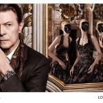 Louis Vuitton 2013_ Lo stile dandy interpretato da David Bowie