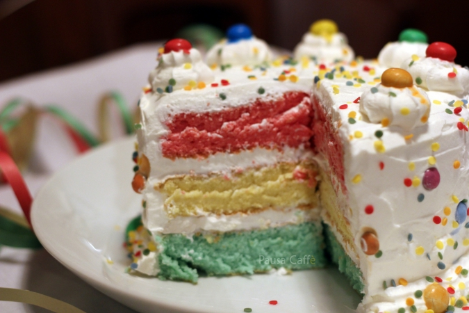 Torta acrcobaleno carnevale (9)F
