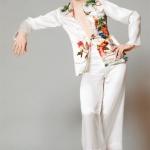 Bowie indossa un kimono