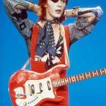 Ziggy in uno dei suoi iconici costumi