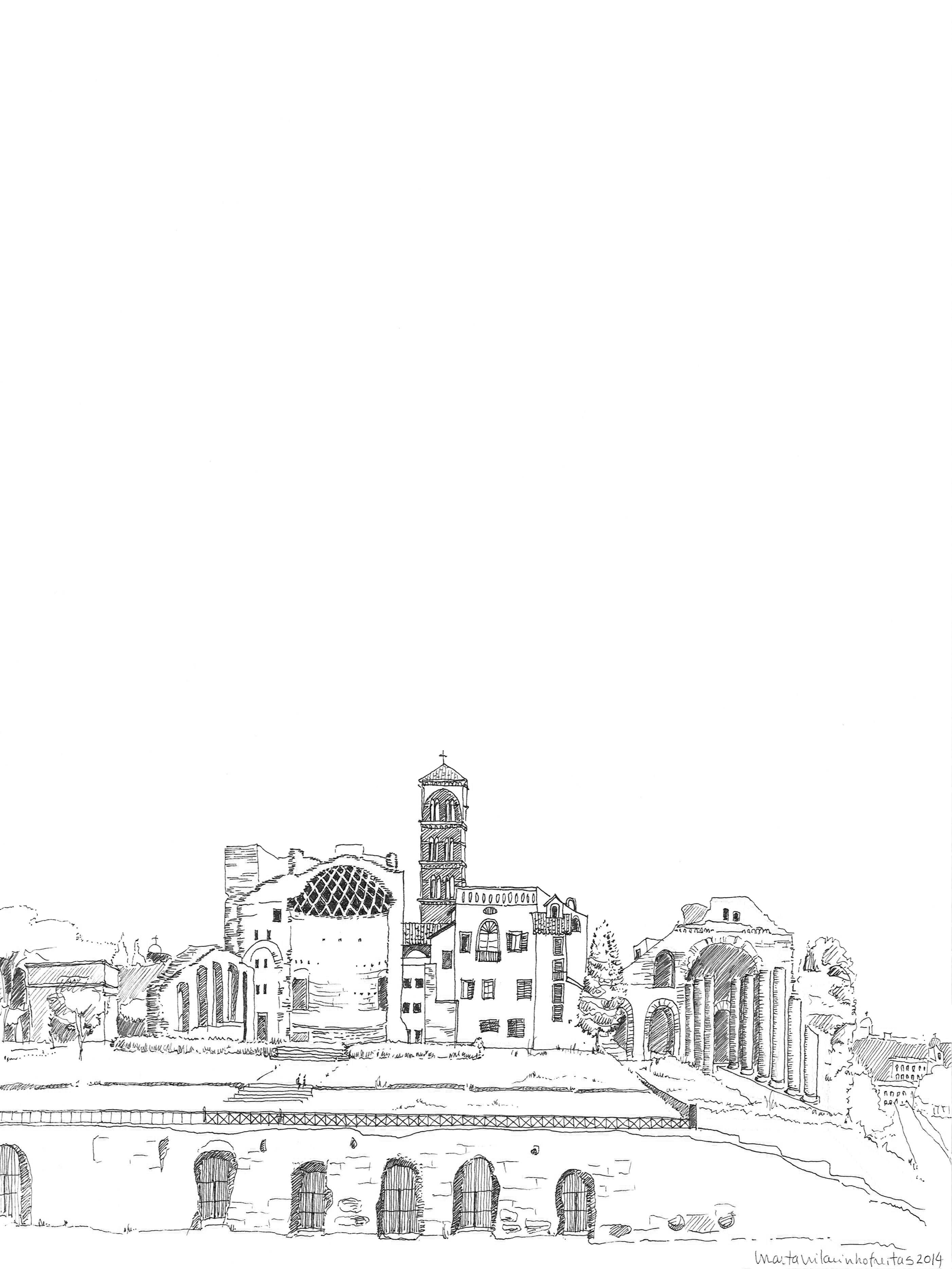 L architettura disegnata for Architettura disegnata