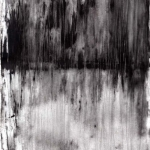 Acqua. ileniagalia olio su carta