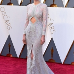 Rooney Mara in Givenchy Haute Coutoure