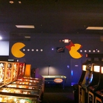 I bagni di una sala giochi