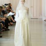 Oscar De La Renta Bridal SS 2016