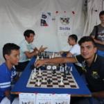 Giovanissimi giocatori di Scacchi