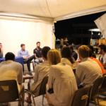 Lo speaker Corner: si dibatte di Università
