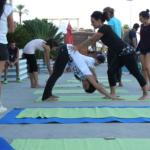 Lezioni dimostrative di AcroYoga e di Yoga Anukalana a cura del Centro Tao