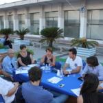 Il nostro direttore, Ileana Panama, modera il workshop su Imprenditoria e start up