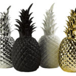 Decorazione Pineapple / Porcellana di Pols Potten