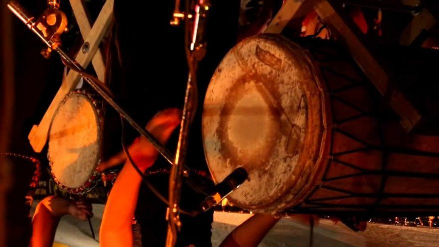 Percussioni africane 1