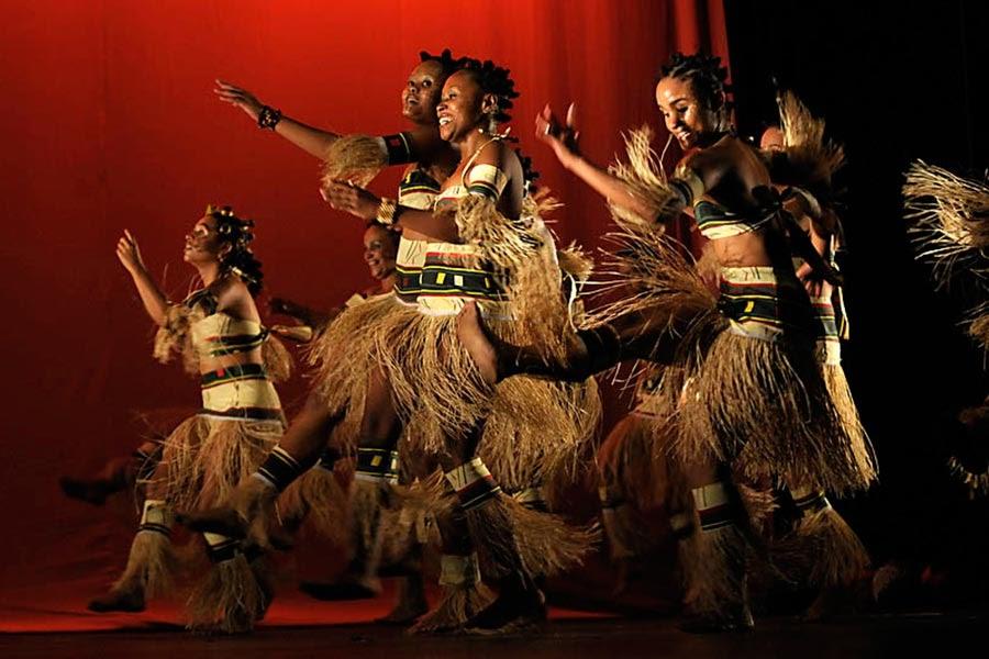 Danza africa