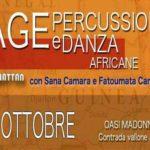 Stage percussioni