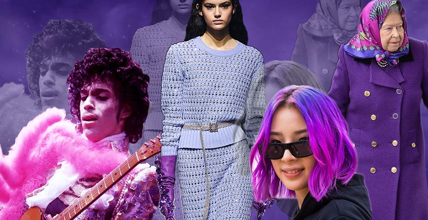 Ultra violet copertina