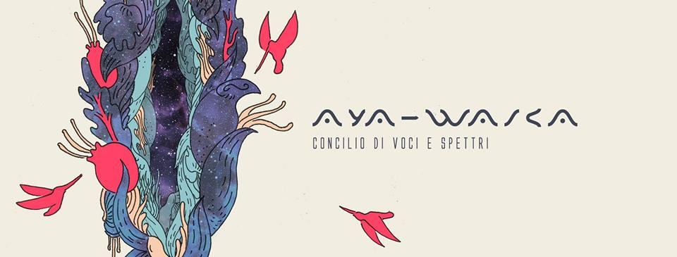 Aya Wasca copertina